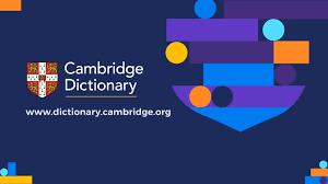 دیکشنری کمبریج